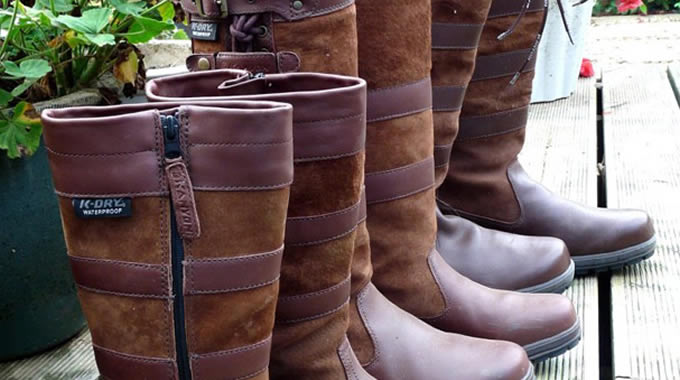 Kanyon Leather Boots Archives - JC Country Blog