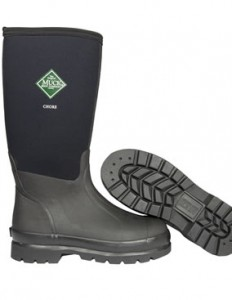 Men's Muck Boot Chore Hi Black